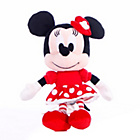 more details on Disney 10 Inch I Love Minnie Soft Plush Toy.