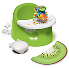 more details on Prince Lionheart BebePodFlexPlus 2-in-1 Booster Seat - Green