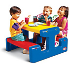 more details on Little Tikes Junior Picnic Table Primary.
