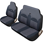 more details on Cosmos Celsius Commercial Seat Cover Set - Black and Grey.