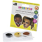 more details on Snazaroo Leopard and Lion Face Paint Theme Pack.