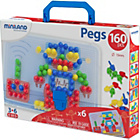 more details on Miniland Learning Suitcase of 160 Learning Pegs.
