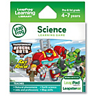 more details on LeapFrog Explorer Transformers Learning Game.