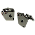 more details on Four Aces Cufflinks.