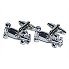 more details on Racing Car Cufflinks.