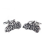 more details on Motorbike Cufflinks.