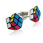 more details on Puzzle Cube Cufflinks.