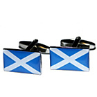 more details on Scottish Flag Cufflinks.