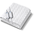 more details on Monogram AllergyFree Dual Heated Mattress Cover - Superking