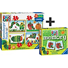 more details on Ravensburger Hungry Caterpillar - My First Puzzle & Memory