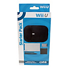 more details on Wii U Accessory Starter Pack.