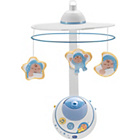 more details on Chicco Magic Stars Cot Mobile - Blue.