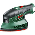 more details on Bosch PSM 10.8LI Cordless Multi Sander Baretool-10.8V/1.3Ah.