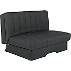 more details on Elizabeth Fabric Metal Action Sofa Bed - Charcoal.