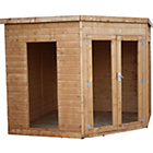 more details on Mercia Garden 8x8 Wooden Corner Summerhouse.