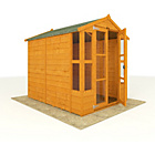 more details on BillyOh Tongue and Groove Wooden Summerhouse 7 x 5.