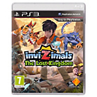 more details on Invizimals: The Lost Kingdom PS3 Game.