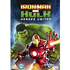 more details on Iron Man Hulk Heroes United DVD.