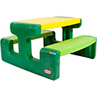 more details on Little Tikes Large Picnic Table Evergreen.