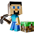 more details on Minecraft Vinyl Steve.