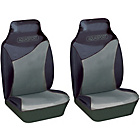 more details on Cosmos Aquasport Water Resistant Front Seat Covers - Grey.