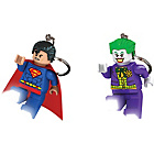 more details on LEGO® Superman The Joker Keylight Twin Pack.