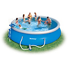 more details on Bestway 18ft Fast Set Pool Set.