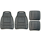 more details on Michelin All Weather Set of 4 Rubber Car Mat Set - Black.