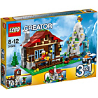 more details on LEGO® Mountain Hut - 31025