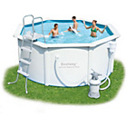 more details on Bestway 10' Hydrium Neptune Pool Set.