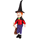 more details on Room On The Broom Witch with Broom Plush Toy.