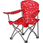 more details on Vango Little Venice Children's Camping Chair - Red.