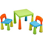 more details on Liberty House Toys Multi-Purpose Table Set - Multicoloured.