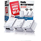 more details on Devolo dLAN 500 WiFi Network Kit.