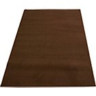 more details on Maestro Plain Chocolate Rug - 160 x 230cm.