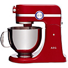 more details on AEG KM4000 Ultramix Kitchen Machine - Red.