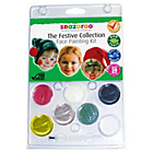 more details on Snazaroo Festive Collection Face Paint Kit.
