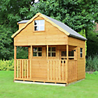 more details on Mercia 7ft x 7ft Double Storey Dorma Playhouse.