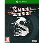 more details on Shadow Warrior Xbox One Game.