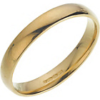 more details on 9ct Gold Court Shape Wedding Ring - 3mm.