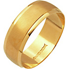 more details on 9ct Gold Satin Finish Wedding Ring.