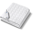 more details on Monogram AllergyFree Heated Mattress Cover - Double.