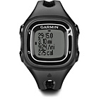 more details on Garmin Forerunner 10 GPS Running Watch - Black and Silver.