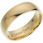 more details on 9ct Gold Lightweight Court Shape Wedding Ring - 6mm.
