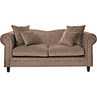 more details on Melody Regular Fabric Sofa - Mink.