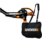 more details on Worx Corded WG501E TriVac Garden Blower and Vacuum - 3000W.