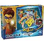 more details on Matt Hatter Chronicles 500 piece 3D Puzzle Bring It On.