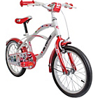 more details on One Direction 16 Inch Cruiser Bike. - Girls'.