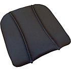 more details on Cosmos Real Leather Seat Cushion - Black.