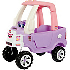 more details on Little Tikes Cozy Truck Princess (pink).
